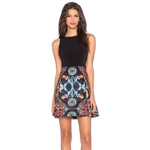 Alice & Olivia Kourtney dress size 8
